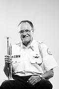 Richard Yndestad<br /> Army<br /> Specialist 4<br /> Clerk<br /> Dec. 1963 - Dec. 1965<br /> <br /> Veterans Portrait Project<br /> Chicago, IL