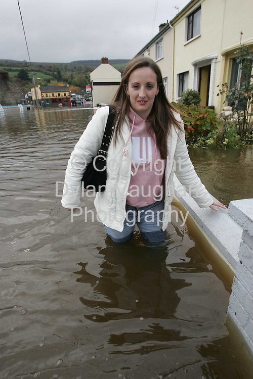 29/10/2004.Niamh Carroll from Ardfinnan picturterd at McDonagh Crecednt in Clonmel yesterday..Picture Dylan Vaugvhan