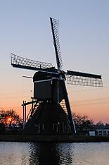 Molens in Utrecht