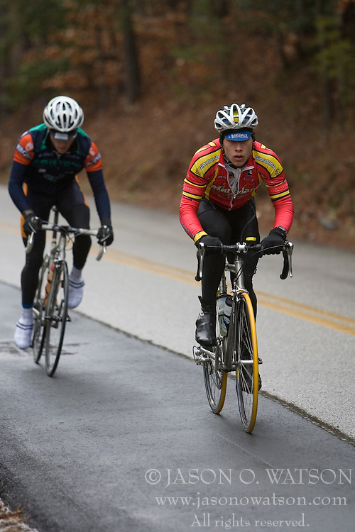 The College of William and Mary road race was held near Williamsburg, VA on February 25, 2007.