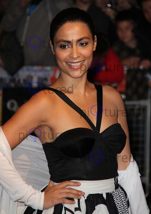 Yasmine Al Massri Miral Film On The Square Gala BFI London Film Festival : Celebrity and red ...