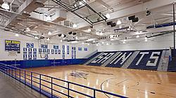 Rachlin Architects - San Demis High School Gym.  Photography by Tom Bonner - Job ID 5910
