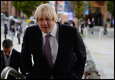 SEP 30 2013 Boris Johnson at the Conservative Party Conference