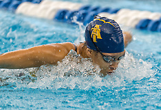 2015-16 A&T Swimming at All-NC Collegiate Meet