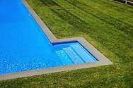 Swimming pool, Cutchogue, Oregon Road, Long Island, NY