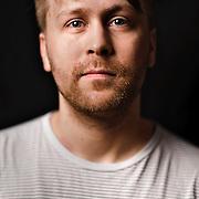 Portraits of Icelandic folk band Arstidir photographed in Reykjavik, Iceland. January 28, 2012. Copyright © 2012 Matthew Eisman. All Rights Reserved.