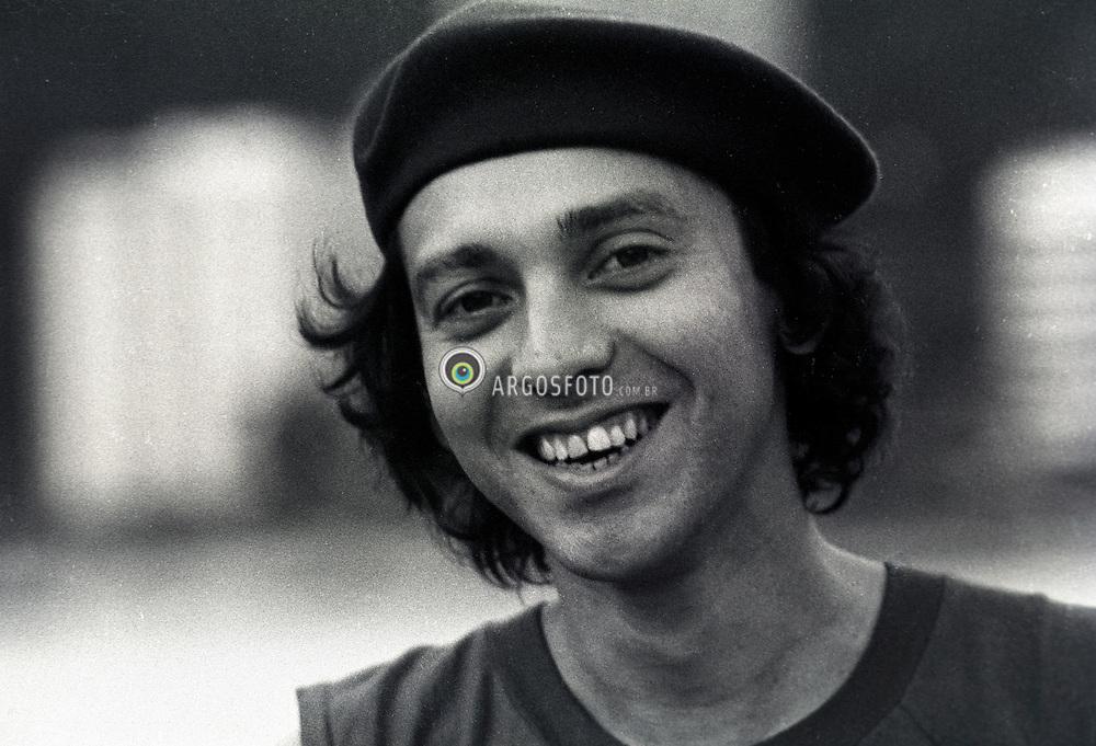 Rio de Janeiro, RJ, Brasil    S/data.O cantor Ednardo./ Ednardo singer..Foto Paulo Rubens da Fonseca/Argosfoto
