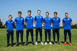Bristol Rovers Academy First Year Scholars - Mandatory byline: Rogan Thomson/JMP - 20/07/2016 - FOOTBALL - Golden Hill Training Centre - Bristol, England - Bristol Rovers Youth Team Portraits.