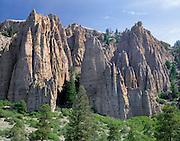 AA03474-01...COLORADO - Dillon Pinnacles in the Curecanti National Recreation Area
