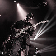 Guitarist Chris Madine from The Cliftones plays during Reggae Resolution a night of Cincy Rock & Reggae at Bogart's - Cincinnati OH - 01/07/2017