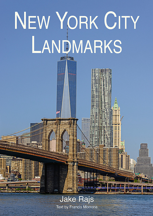 """Thank you for your support. First Edition of """"New York City Landmarks"""" has sold out. This updated edition will be released in May. #jakerajs #francesmorrone #newyorkcitylandmarks #nyc #book #architecture #freenyc #landmark #Manhattan #urbanlandscape"""