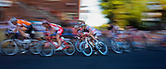 Pro men's 75 minute criterium in downtown Bend.