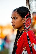 Powwow, kids, Native Americans, Dancer, Rocky Boy Powwow, Rocky Boy Indian Reservation, Montana.