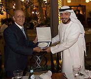 Fina Dinner Dubai 2016