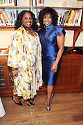 New York, NY-April 18: (L-R) Actress/Television Producer LaTanya Richardson and Honoree Actress Pauletta Washington attend Rev. Al Sharpton's National Action Network's Keeper of the Dream Awards held at Cipriani's Wall Street on April 18, 2012 in New York City. (Photo by Terrence Jennings)