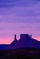 Professor Valley, Utah, east of Moab