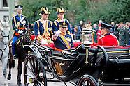 KING WILLEM ALEXANDER ATTENDS 200 jaar landmacht
