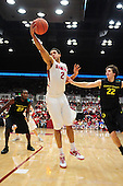 20100123 - Oregon Ducks @ Stanford Cardinal