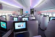 OSL - Qatar Dreamliner Pressevisning