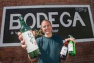 Greg Seares, a co-owner of Bodega Wine Bar
