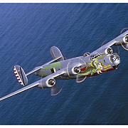 B-24 Dragon, air-to-air