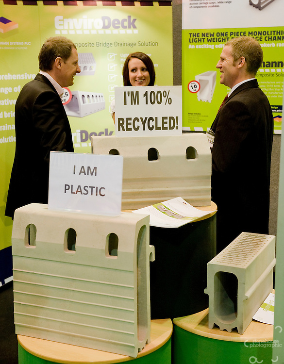 Greenbuild EXPO 2009, Manchester Central....Credit  Stonehouse Photographic
