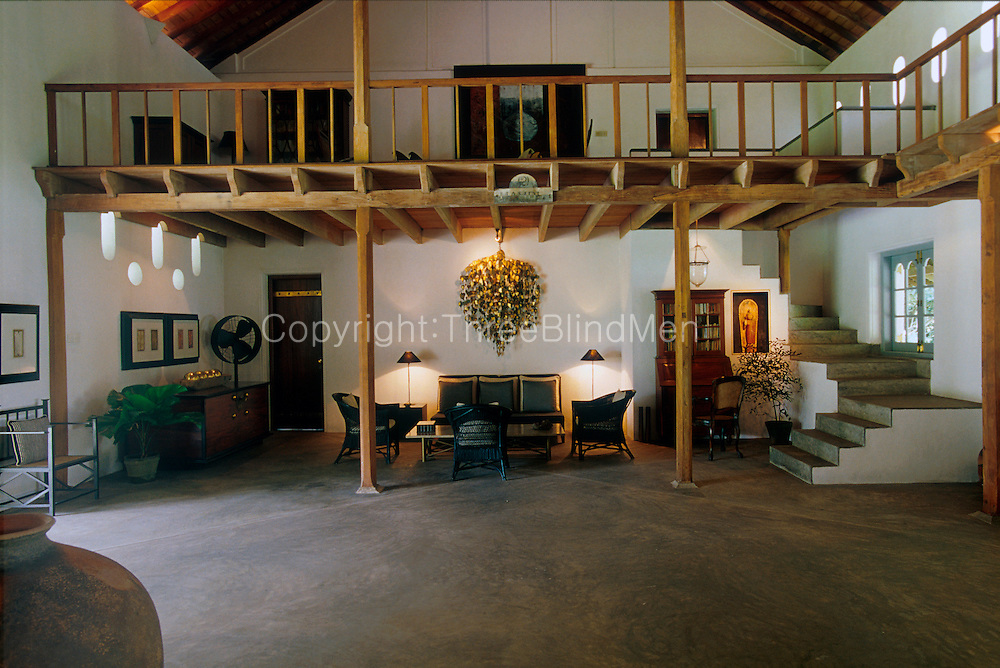 Sri lanka horagolla stables by geoffrey bawa for House interior designs sri lanka