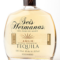 Seis Hermanas anejo -- Image originally appeared in the Tequila Matchmaker: http://tequilamatchmaker.com