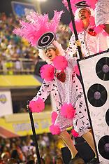 FEB 09 2013 Brits at Rio Carnaval