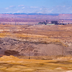 The Navajo Mine near Farmington, N.M. was recently purchased by the Navajo Nation