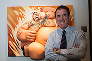 John Quinn, founding partner at Law firm Quinn Emanuel