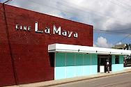 Cine La Maya, Santiago de Cuba, Cuba.
