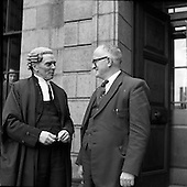 Politicians in Ireland in the 1950s