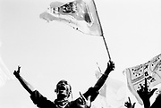 Election rally. Jakarta June 1999