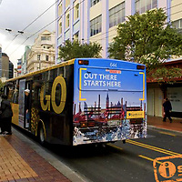 I'm on the bus! One of my Venice images licensed to Expedia in Australia through ImageBrief. All rights reserved