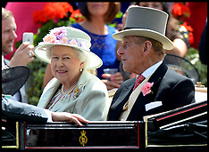 JUN 18 2014 Royal Ascot- Day 2