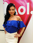 1/24/2010 - Tila Tequila at the AOL Studio in Los Angeles