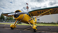 1946 Fairchild 24W-46 at Wings and Wheels at Oregon Aviation Historical Society.