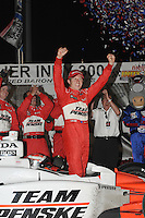 Ryan Briscoe,  Meijer Indy 300, Kentucky Speedway, Sparta, KY 010809 09IRL12
