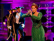 Kimberley Walsh and The Cast of Shrek peform on The Alan Titchmarsh Show / Image Can be licensed for use at www.rexfeatures.com