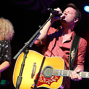 """Little Big Town performs in support of """"The Reason Why"""", August 22, 2011 in Seattle, Washington"""