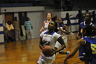Water Valley vs. Amanda Elzy in girls high school basketball in Oxford, Miss., on Friday, January 7, 2011.