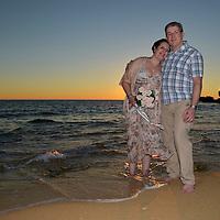 Joan & Garath's Oz Wedding