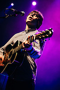 Jake Bugg performing live at The Institute concert venue in Birmingham, UK on February 19, 2013