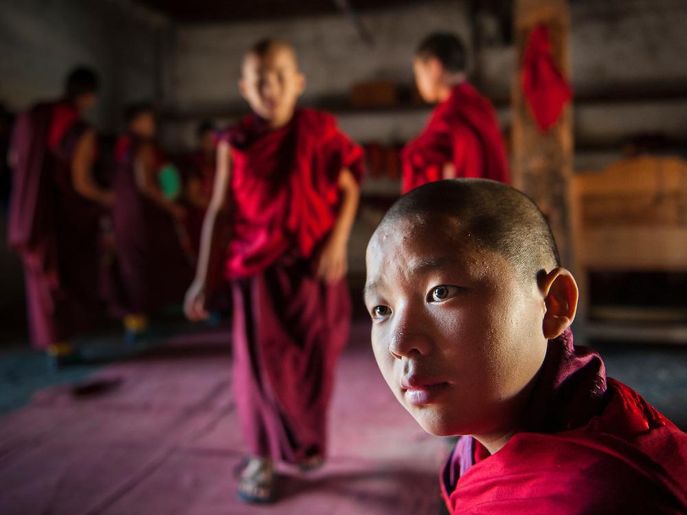 Asia, Bhutan, Cham, dzong, Thongdrol, Tsechu, Wangdi Phodrang