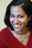 "V.V. Ganeshananthan, author of ""Love Marriage,"" published by Random House in 2008"