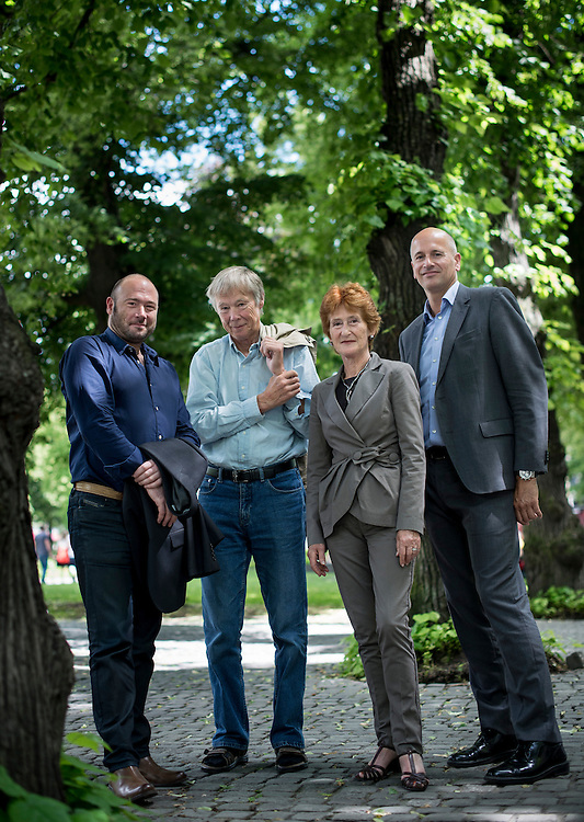 The foundation Design without Borders is established in Oslo. The founders; Andreas Vaa Bermann, Director of Norsk Form - Foundation For Design and Architecture in Norway /Peter Opsvik, Designer/Anniken Thue, Chair of the Board of Norsk Form – Foundation For Design and Architecture in Norway / Ole Christian Kleppe, Chair of the board of the foundation Design without Borders