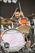 Hurt performing at Pointfest 30 at Verizon Wireless Amphitheater on May 19, 2012.