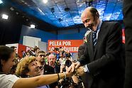Politics - Spain Socialist Party Campaign