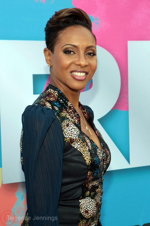 "Los Angeles, CA-June 29:  Recording Artist/On-Air Personality MC Lyte attends the Seventh Annual "" Pre "" Dinner celebrating BET Awards hosted by BET Network/CEO Debra L. Lee held at Miulk Studios on June 29, 2013 in Los Angeles, CA. © Terrence Jennings"